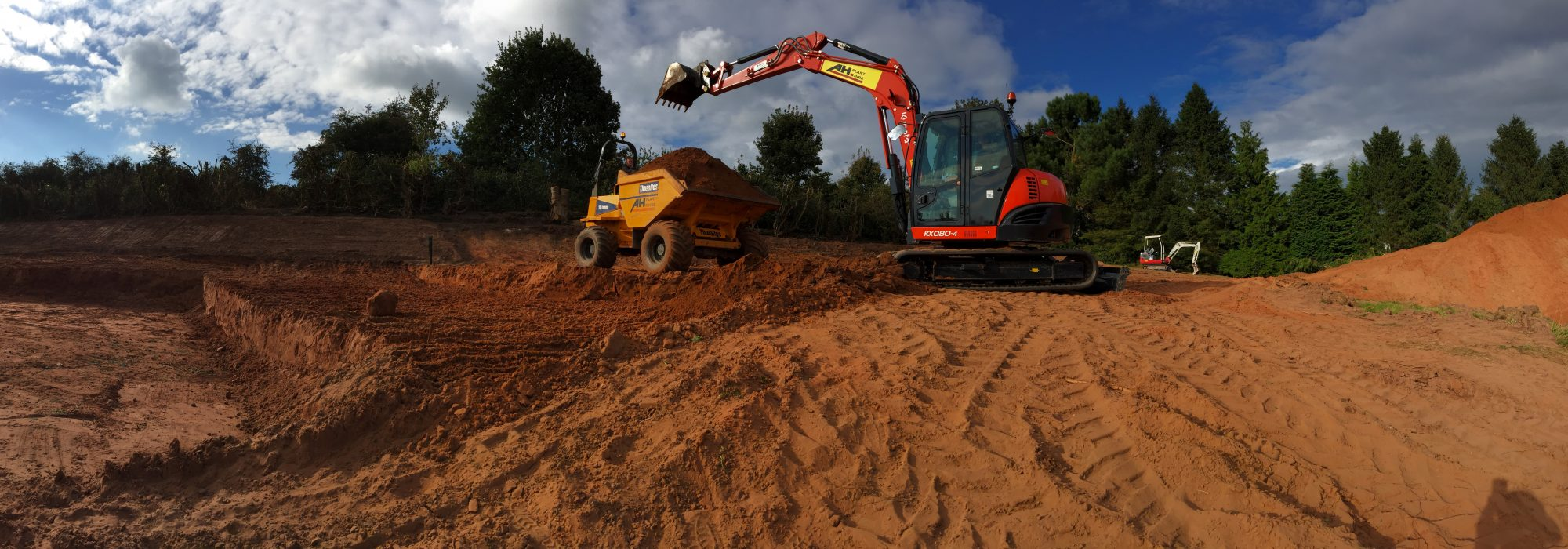 site clearance wilmslow