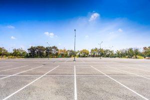 car park foundations uk