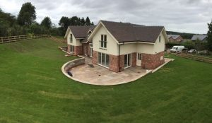 New Builds & Extensions - Contact Guy Nixon Groundworks today to discuss how we can help you create your dream home